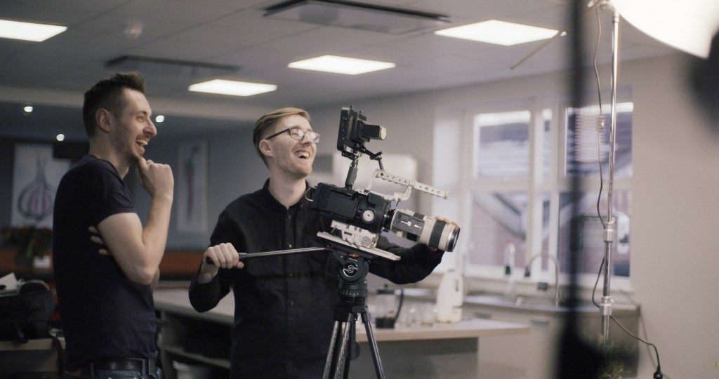 video production in manchester
