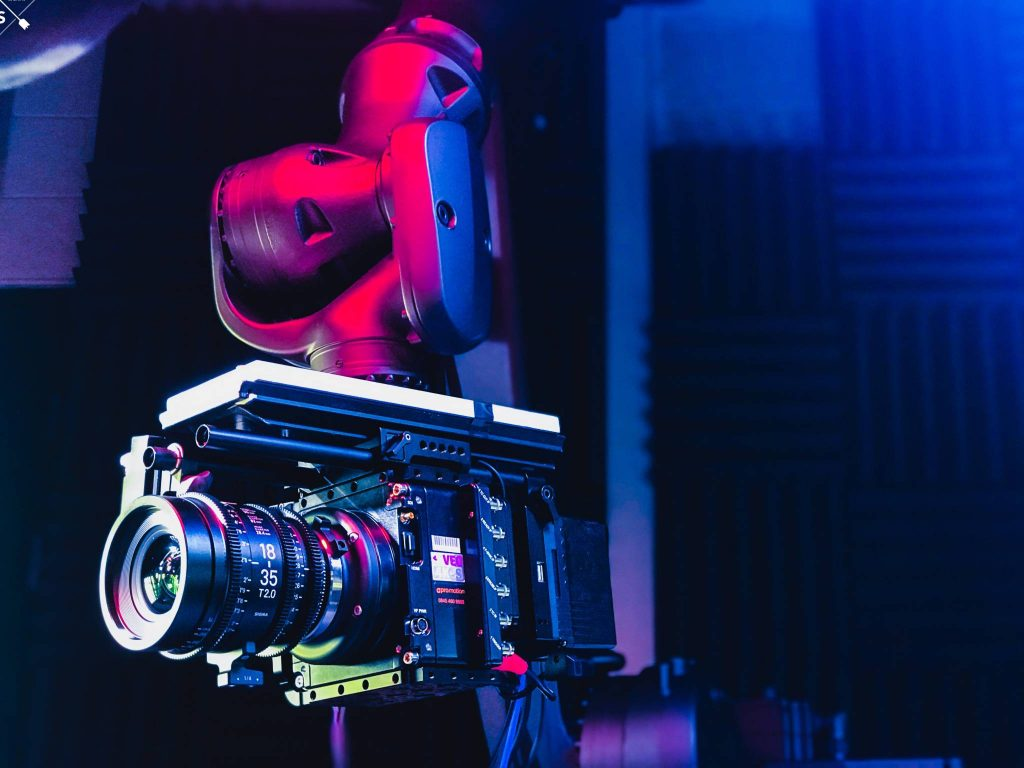 Phantom VEO4K slow motion cinema camera