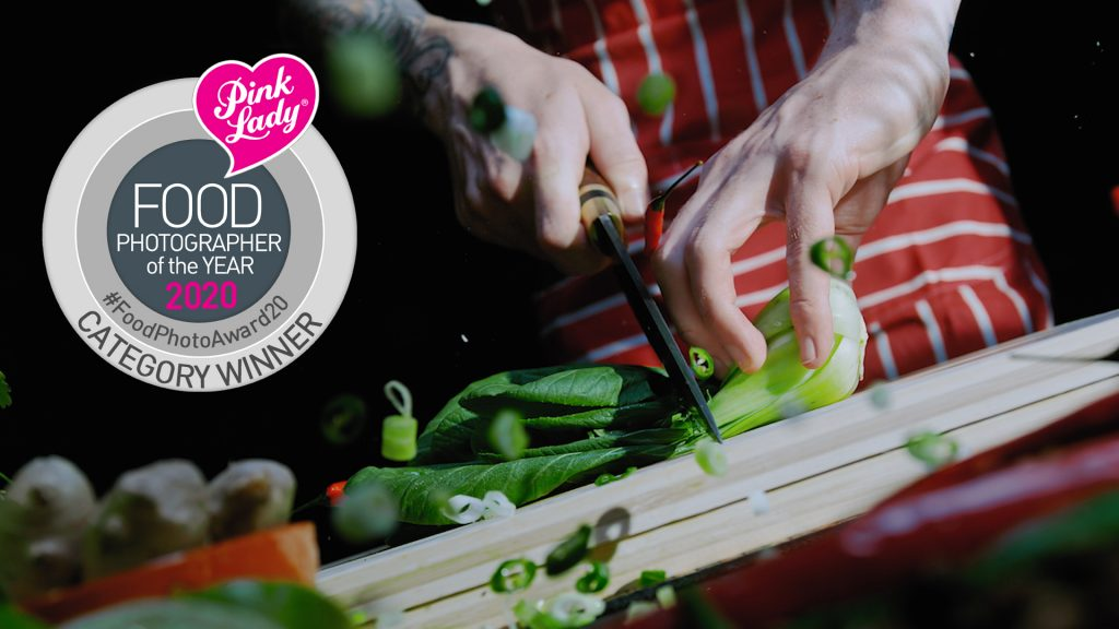 Pink Lady Food Photographer of the Year competition